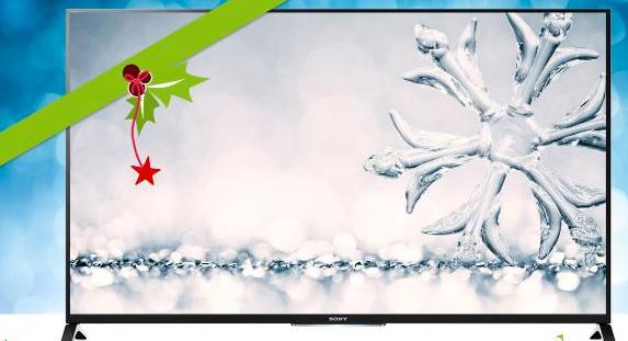 Sony 4K Fernseher Gewinnspiel