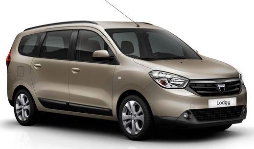 Dacia Lodgy Gewinnspiel