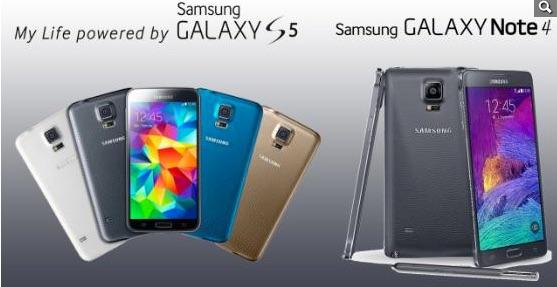 Galaxy S5 Gewinnspiel