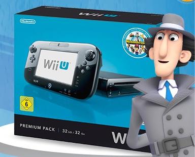 Nintendo Wii U Gewinnspiel