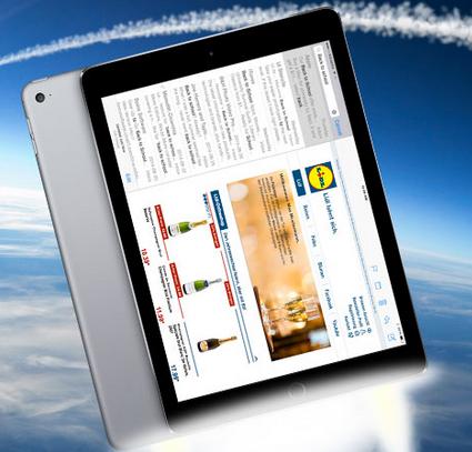 iPad Air 2 Gewinnspiel