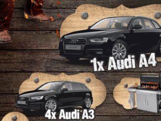Lidl Gewinnspiel Audi A3