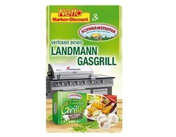 netto gewinnspiel schwarmstedter landmann gasgrill 2015