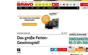 Bravo Gewinnspiele