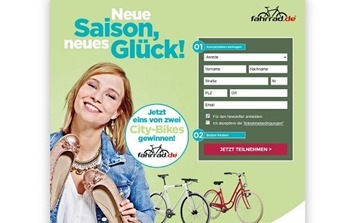 reno gewinnspiel fahrrad