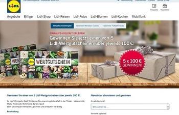 Lidl Gewinnspiel 500 Euro