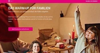 telekom gewinnspiel warm up 2016