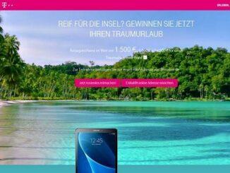 Telekom Gewinnspiel Freemail Urlaubsgutschein