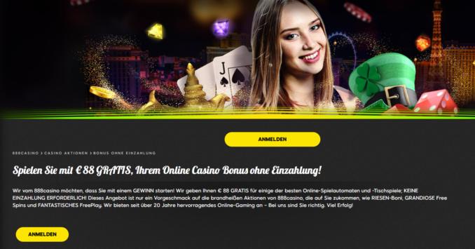 Online Casino Gewinnspiele
